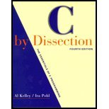 C by Dissection - The Essentials of C Programming (4th, 01) by [Paperback (2000)]