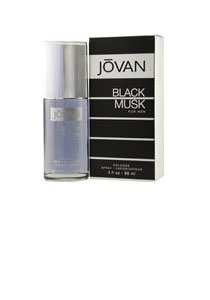 Jovan Black Musk Cologne by Coty for men Colognes