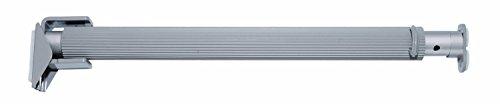 Wedgit Tan Maxi Twist Tight Adjustable Sliding Window & Door Security bar extends from 25' to 42'