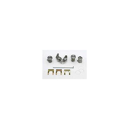 Eckler's Premier Quality Products 57162811 Chevy Door Trunk Glove Box & Ignition Lock Set 2Door Hardtop & Convertible 4Door Hardtop