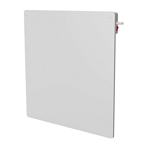 1 364 Btu Wall Mounted Electric Convection Panel Heater