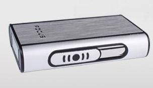 En Sans Focus Distributeur Briquet Cigarettes 10 idéal Étui Recharge Boite Argent Focus Boitier AFwqYwv