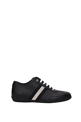 Bally Sneakers harlam Uomo - Pelle (HARLAM62174) EU Nero