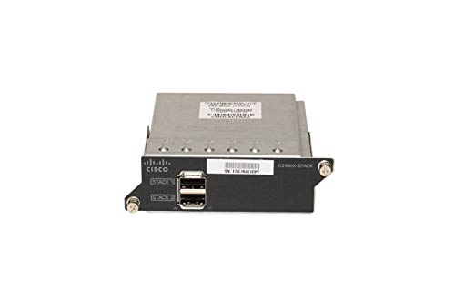 Thick Stack - Cisco C2960X-STACK FlexStack-Plus hot-swappable stacking module