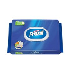 Pull Prevail (The Amazing Prevail WW-710 Soft Pack Wipes w/ Press-N-Pull Lid-576/Case)