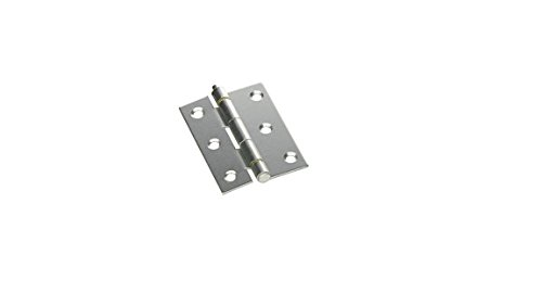 Prime-Line ProductsK 5175 Screen Door Hinge Pack Aluminum with Stainless Steel Screws,(Pack of 3) by Prime-Line Products (Image #1)
