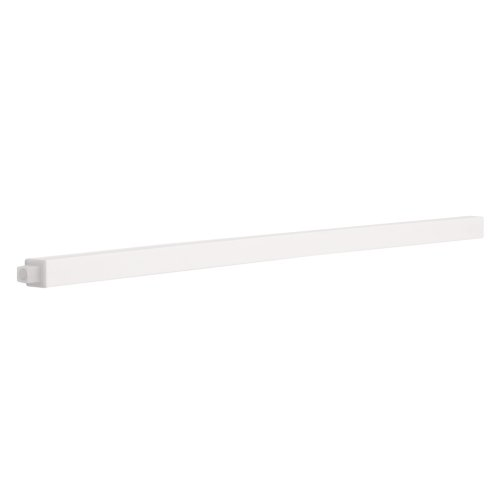 Plastic Towel Bar - Franklin Brass 662308 24-Inch Replacement Towel Bar Only