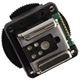 PocketWizard Transmitter Replacement Hot Shoe Foot Module (MiniTT1) for Canon Cameras by PocketWizard
