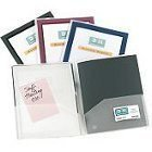 Avery Flexi View Two Pocket Folder - View Flexi Folders Pocket 2
