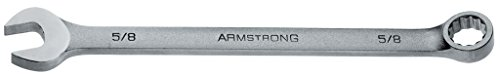 "Armstrong 25-470 5/8"" Satin Chrome Long Pattern Combination"