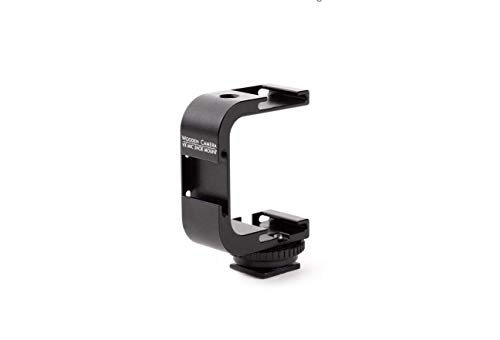 VX Skateboard Camera Mic Horseshoe Mounting Bracket (Skateboard Mic)
