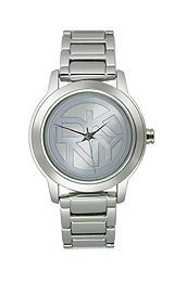DKNY Stainless Steel Large Round Women's watch #NY8875 by DKNY
