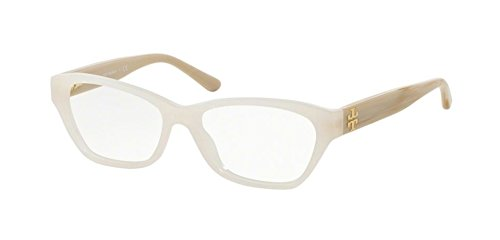 Tory Burch TY 2053 1410 Eyeglasses Ivory/Beechwood