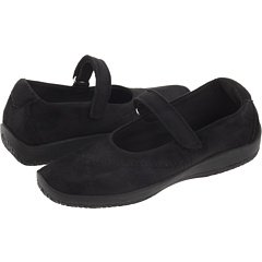 Arcopedico Women's Black Suede L18 37 M EU