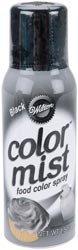 Bulk Buy: Wilton Color Mist Food Color Spray 1.5 Ounces Black W710CM-5506 (3-Pack) ()