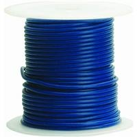 Price comparison product image Coleman Cable 10-100-12 Primary Wire,  10-Gauge 100-Feet Bulk Spool,  Blue
