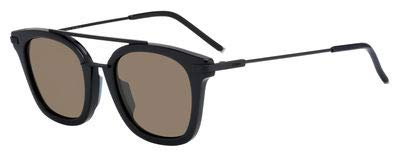 (Sunglasses Fendi Men Ff 224/F/S 0807 Black/70 brown)