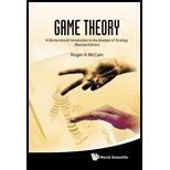 Game Theory (REV 10) by McCain, Roger A [Hardcover (2010)] (Game Theory Mccain)