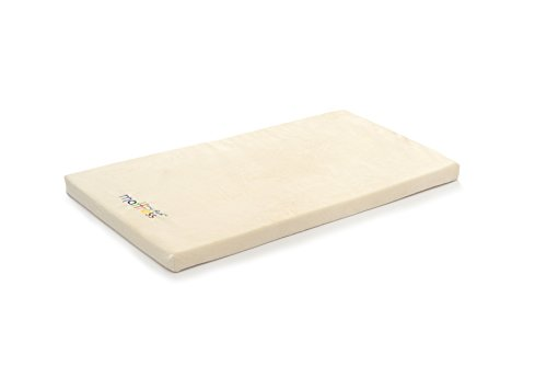 My First Cradle Mattress Pad 18'' x 36'' x 1-1/2'' by My First Mattress