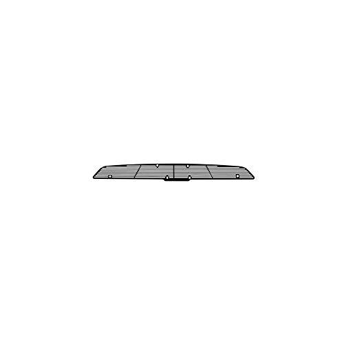 (Eckler's Premier Products 33-246691 -69 Camaro Cowl Induction Hood Grille, Style 1, Black Eckler's Premier Products 33-246691 -69 Camaro Cowl Induction Hood Grille, Style 1, Black)