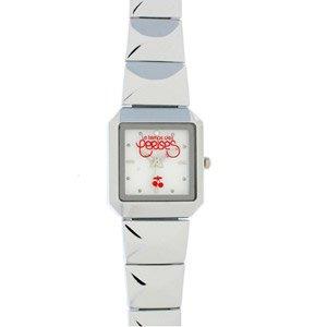 Le Temps des Cerises Damen-Armbanduhr Analog Quarz Edelstahl TC47WTM