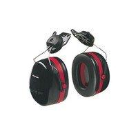 3M (Formerly Aearo) H10P3E Peltor Optime 105 Helmet Mount Earmuffs with Liquid/Foam Earmuff Cushions, Plastic, 1