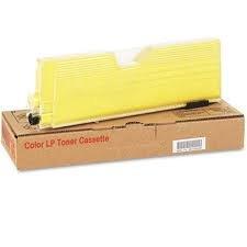 Ricoh Type 165 OEM Toner: Yellow - Type 402555 Ricoh