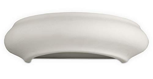 Sollux lighting igor applique murale en céramique blanc: amazon.fr