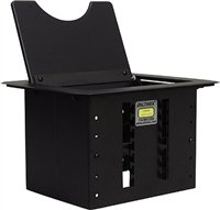 Cable-Nook CNK200 Modular Tabletop Interconnect Box - Empty