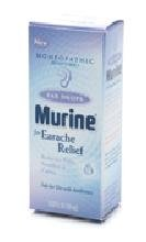 Murine Ear Drops For Earache Relief .33 - Reliever Pain Earache