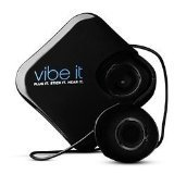 Vibe It: Portable Sound System That Turns Ordinary Objects Into a Speaker; Model VIMB10 Black by Toy Zone