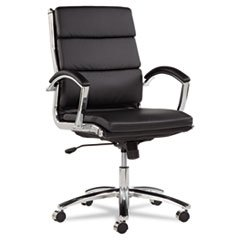 -neratoli-mid-back-swivel-tilt-chair-black-leather-chrome-frame