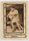 Babe Ruth (Baseball Card) 1980-86 Cramer Baseball Legends - [Base] #1