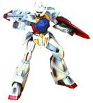 1/100 Turn A Gundam by Bandai