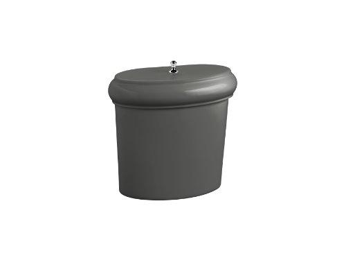 (Kohler K-3613-58 Revival Toilet Tank, Less Trim, Thunder Grey )