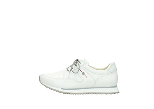 70100 Formadores Wolky Leather Confort walk White 05800 nbsp;e wFXqvw
