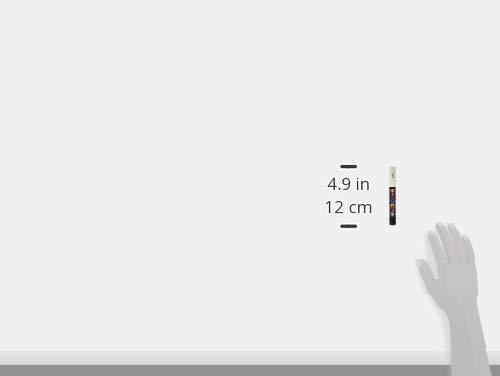 Uni Posca Extra Fine Marker, White (PC1M.1) by uni (Image #4)