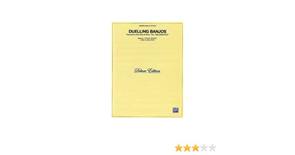 Amazon com: Duelling Banjos: Sheet Music from
