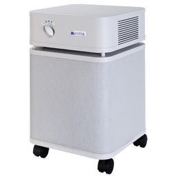 Austin Air Allergy Machine Junior in White. HEPA Air Purifier. MADE IN USA by Austin Air