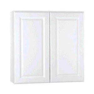 white 30 kitchen cabinets - 6