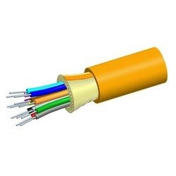 1000' COMMSCOPE 700009400 12 Fibers OM1 62.5 Non armored Multimode Gelfree Orange Plenum Tight Buffered Cable
