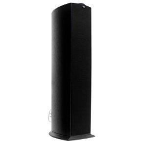 KEF iQ90BL Floor Standing Speaker (Single, Black) (Discontinued by - Loudspeaker Single Floor Standing