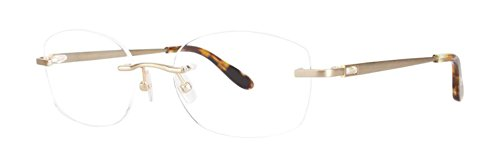 Brizo Accessories - Vera Wang BRIZO Eyeglasses 52 Gold