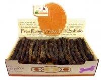 Canine Caviar Pet Foods Inc. Canine Caviar Buffalo California Rolls 6''/50 Pcs, 1 Case