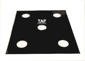 TAP Dot Mat, Black