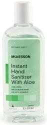 McKesson Medi-Pak Instant Hand Sanitizer W/Aloe - Model 53-27032