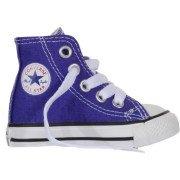 Converse , Chaussures de ville à lacets pour fille bleu Pervenche