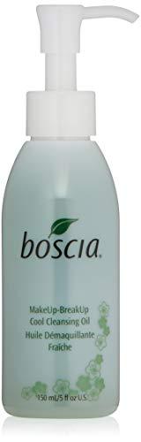 boscia MakeUp-BreakUp Cool Cleansing Oil - Natural Oil-Based MakeUp -