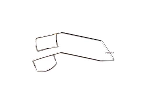 Barraquer Eye Speculum Wire Fenestrated Blade Child Curved Blades 40 mm, Stainless Steel, FDA Approved ()