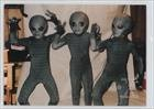 X Files Costumes (Production - Alien experimenter costumes (Trading Card) 1996 Topps The X Files Season 2 - [Base] #47)